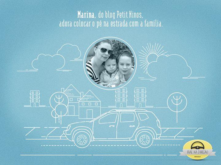 Mães na Direção Renault