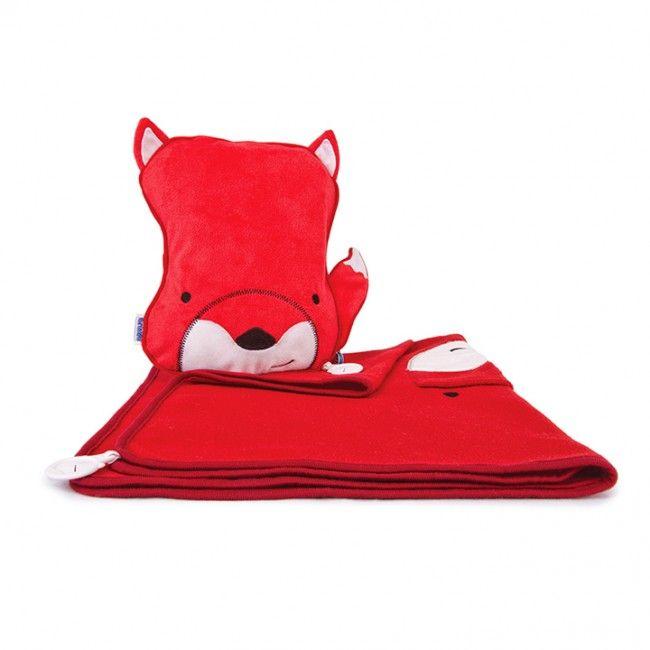 cobertor e travesseriro melissa & doug