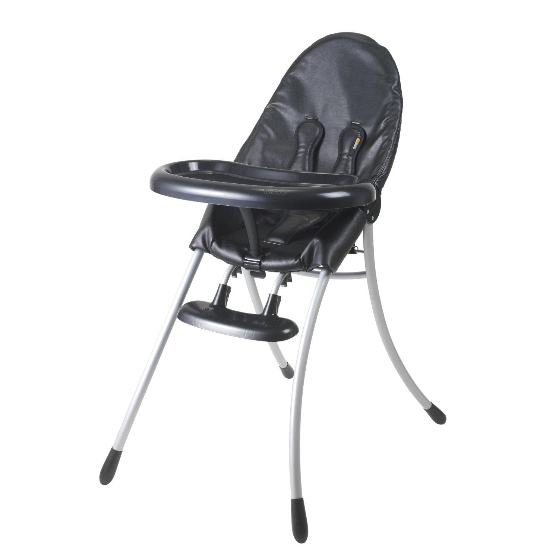Cadeira alimentação nano Bloom Preta