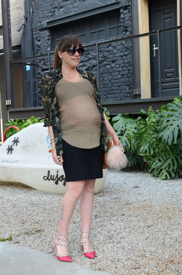 roupas para grávida