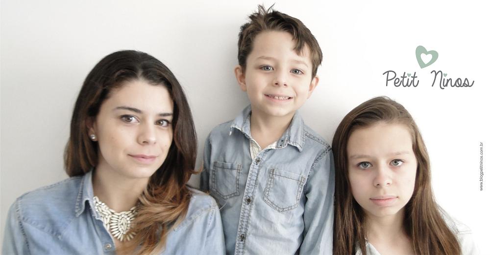 Meus Filhos São Tudo Para Mim: Meus Filhos // Dou Tudo De Mim