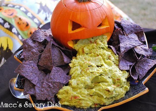 receita para festa halloween