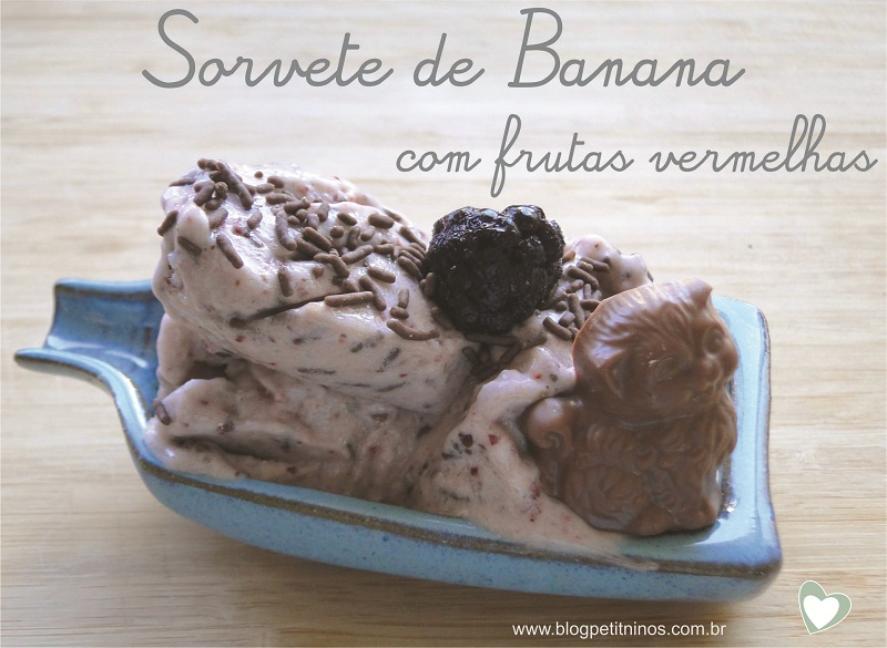 sorvete de banana congelada 6