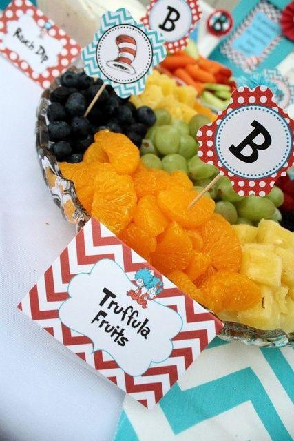 frutas em festa infantil 2