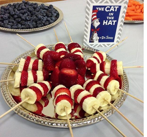 frutas festa infantil 7