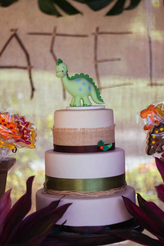 festa infantil tema dinossaauro