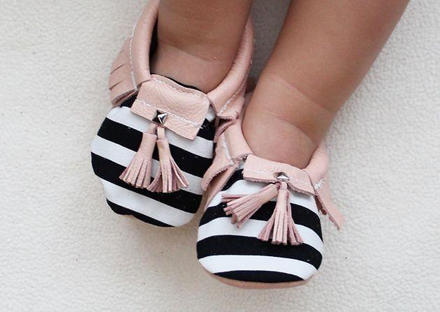 sapato coura para bebe