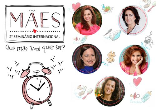 Seminario internacional de mães