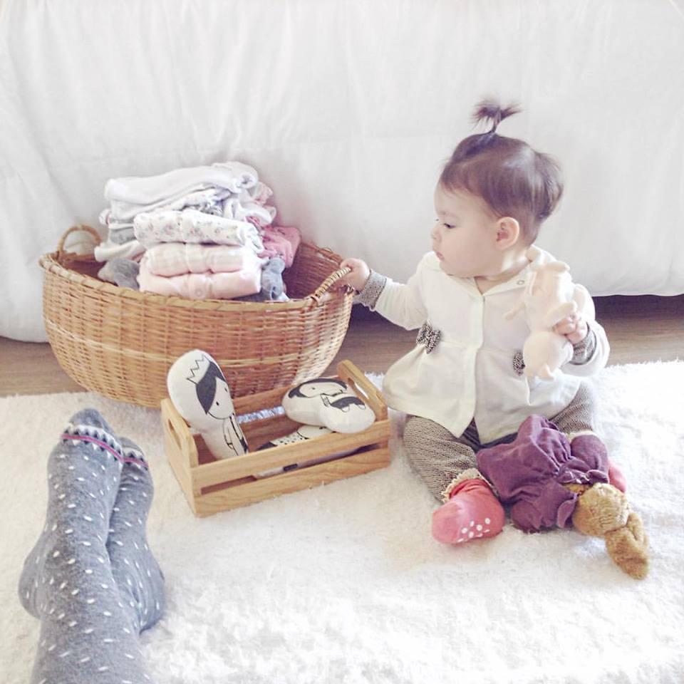 dicas para lavar as roupas do bebê