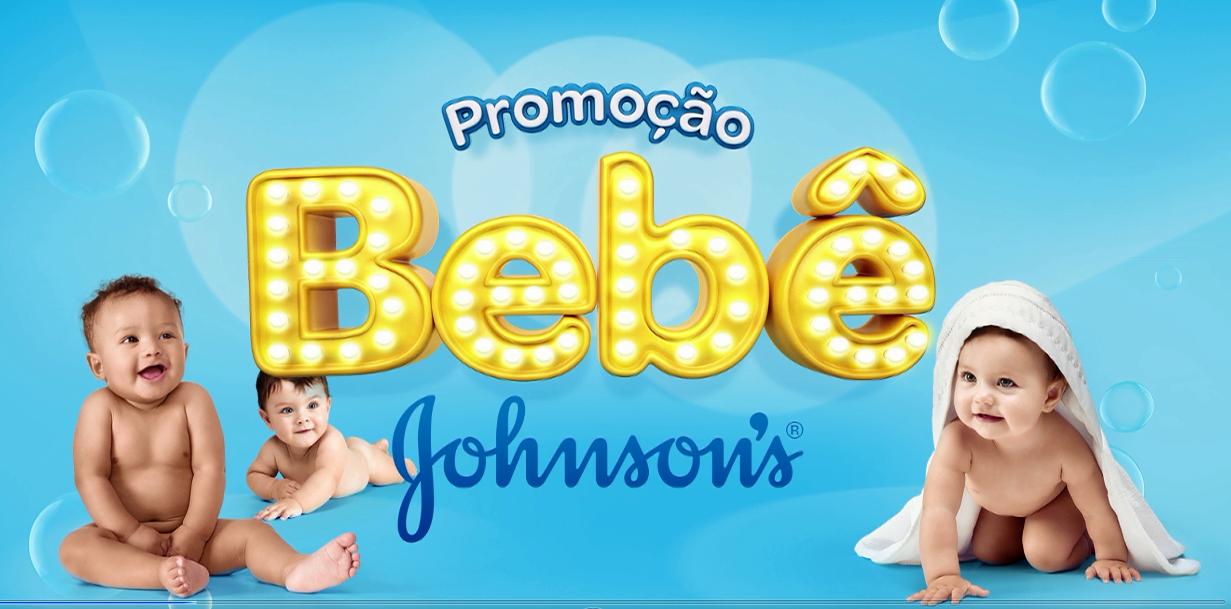 promoção bebe johnsons