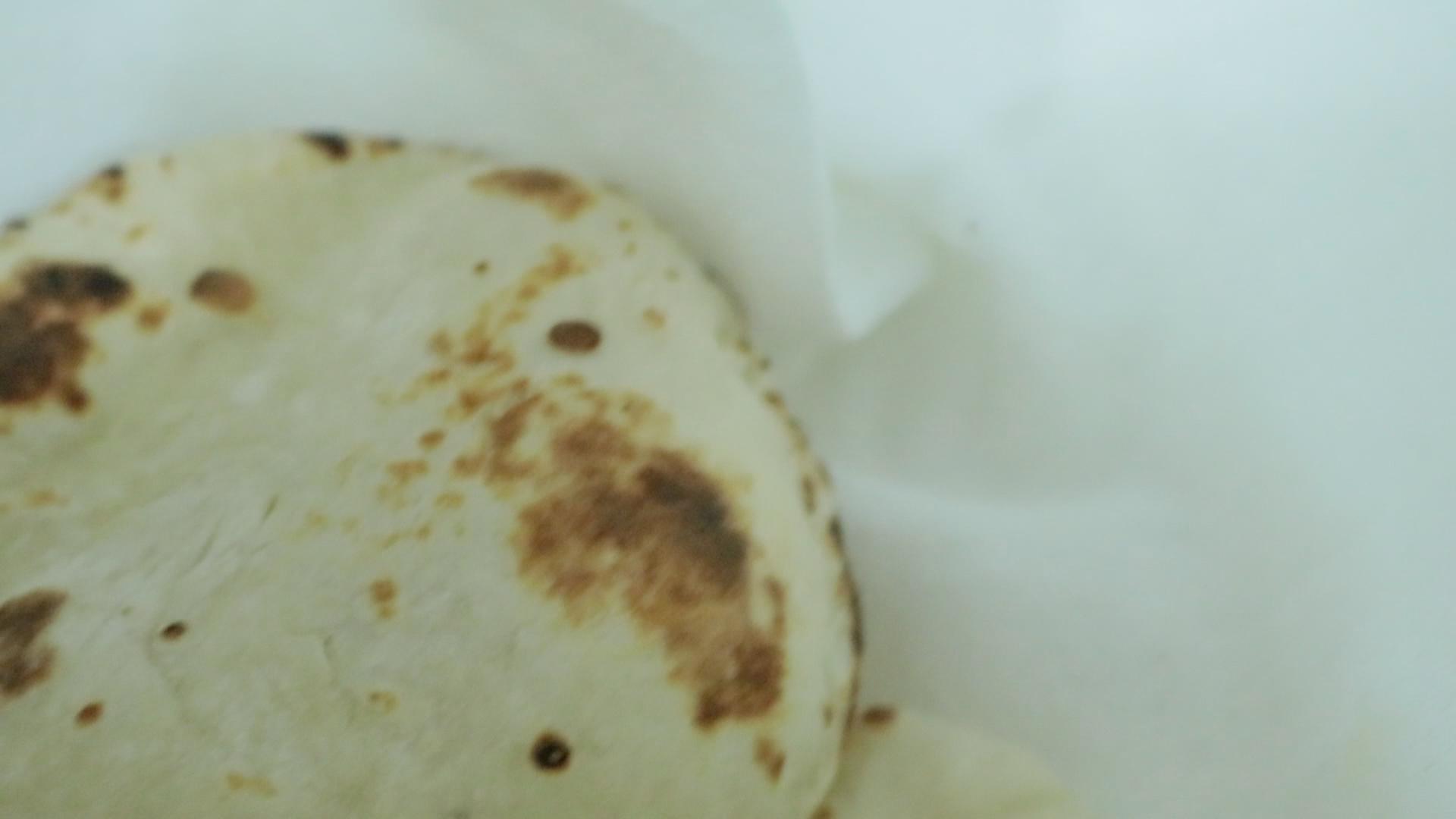 receita pão de frigideira
