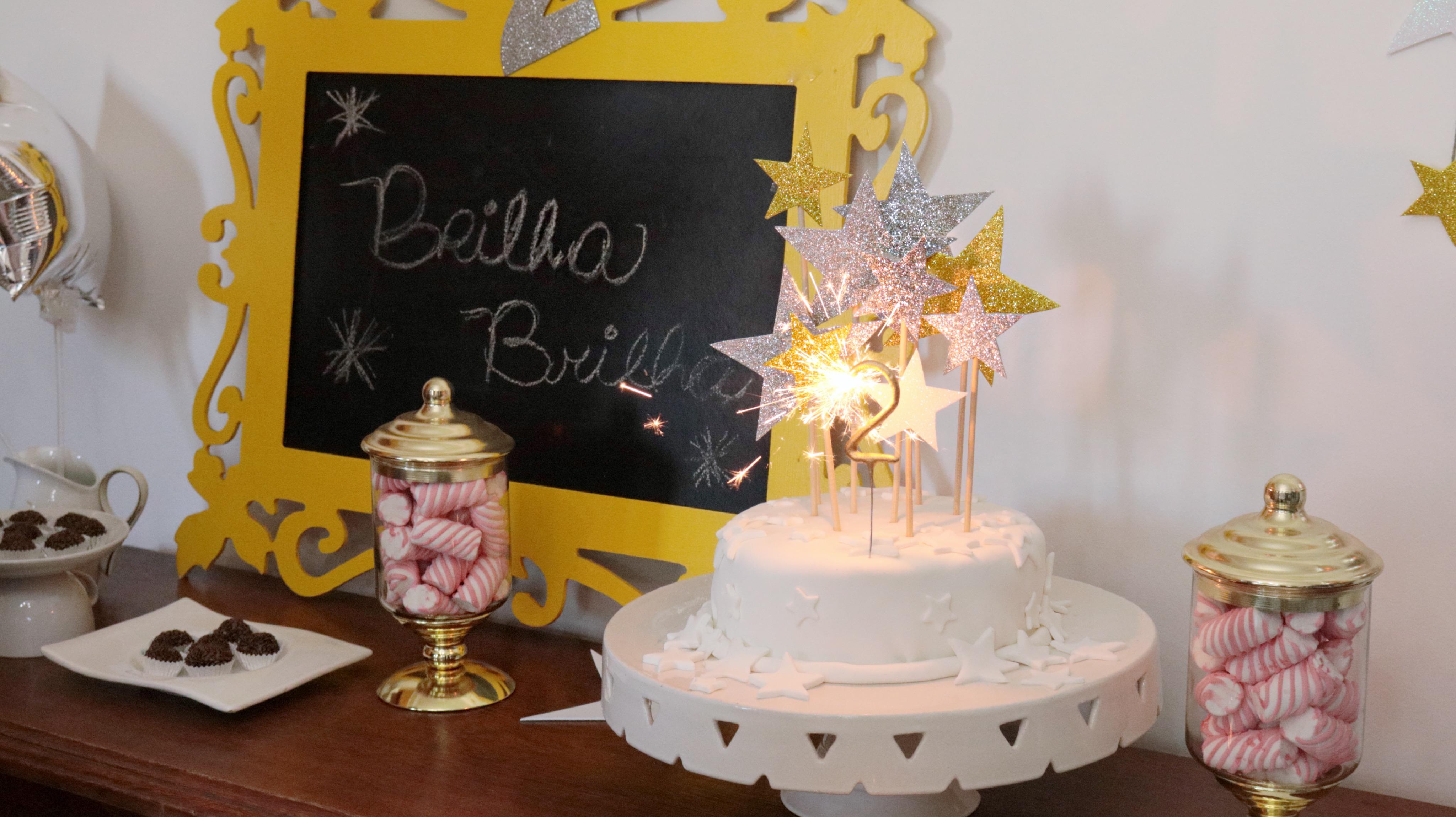 festa Brilha Brilha Estrelinha
