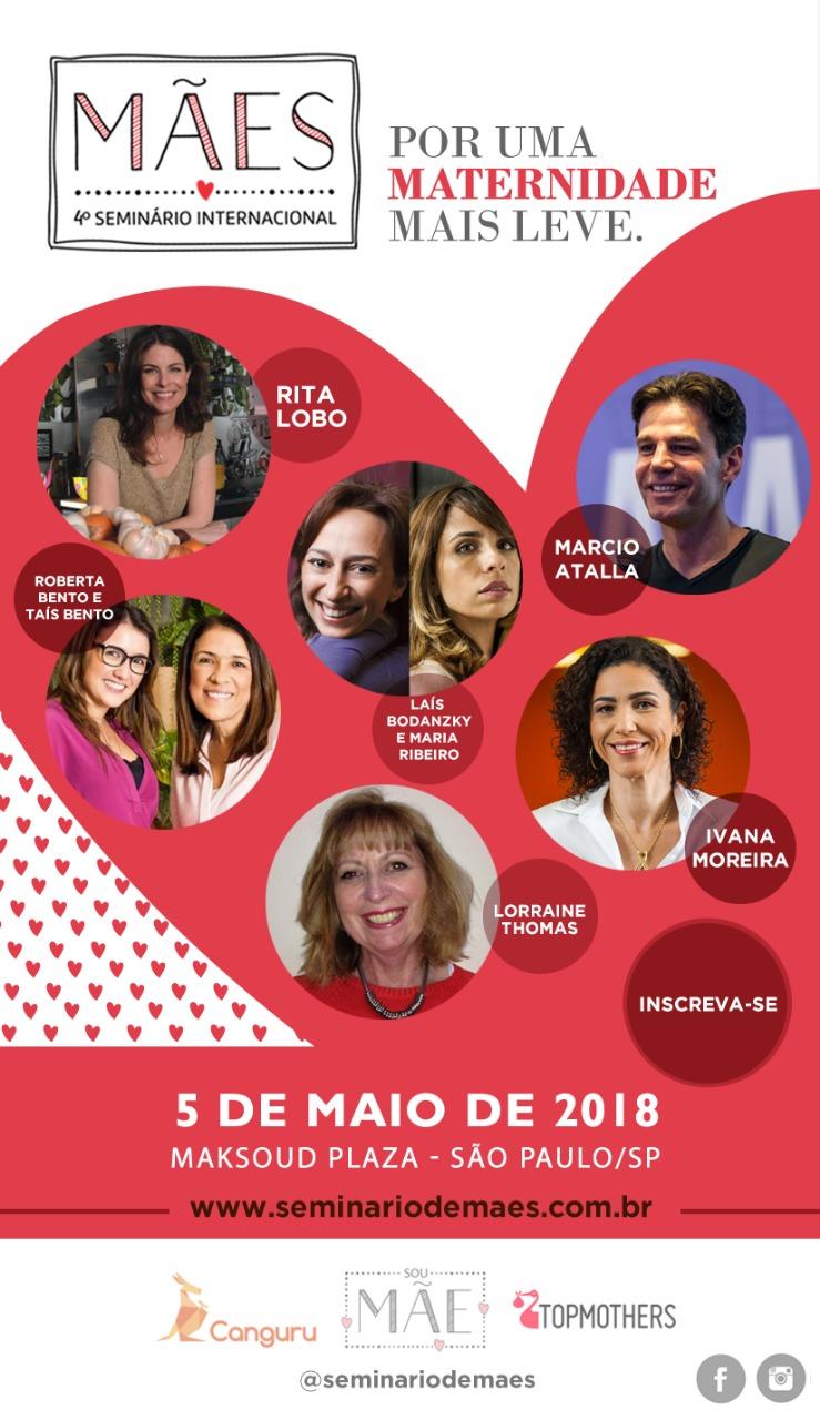seminário internacional de mães